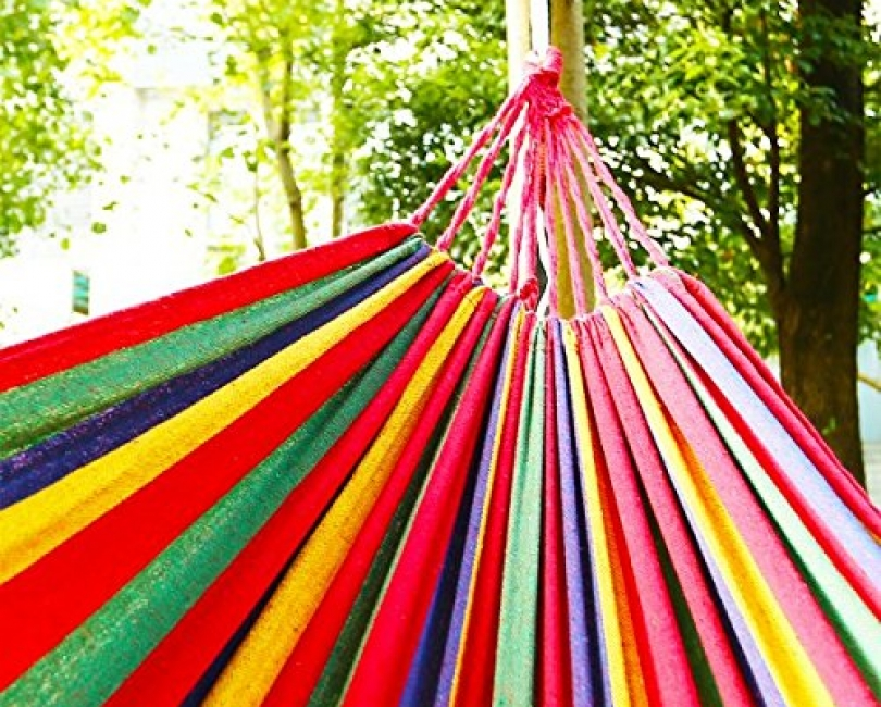 honesh outdoor leisure double 2 person cotton hammocks  honesh outdoor leisure double 2 person cotton hammocks 450lbs      rh   festiready